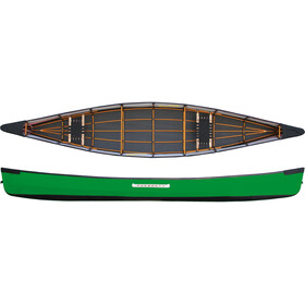 Pakboats PakCanoe 160 including Packsack green